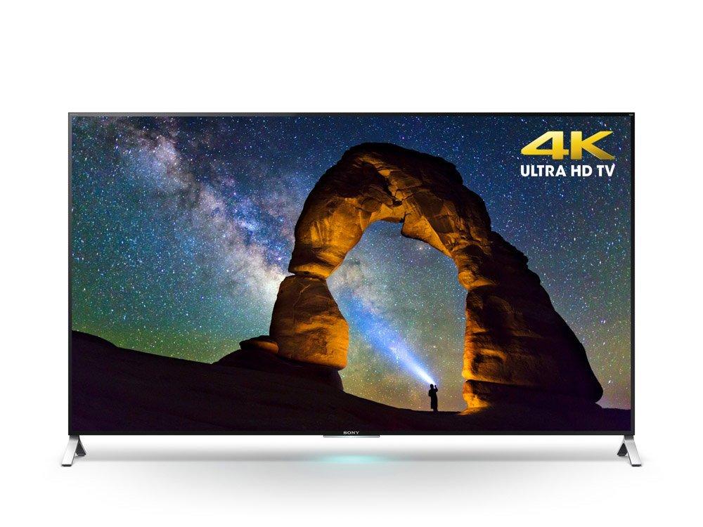 Sony XBR-65X900C - 65-inch 4K Ultra HD 3D Smart LED TV $1279.99 + Free Shipping