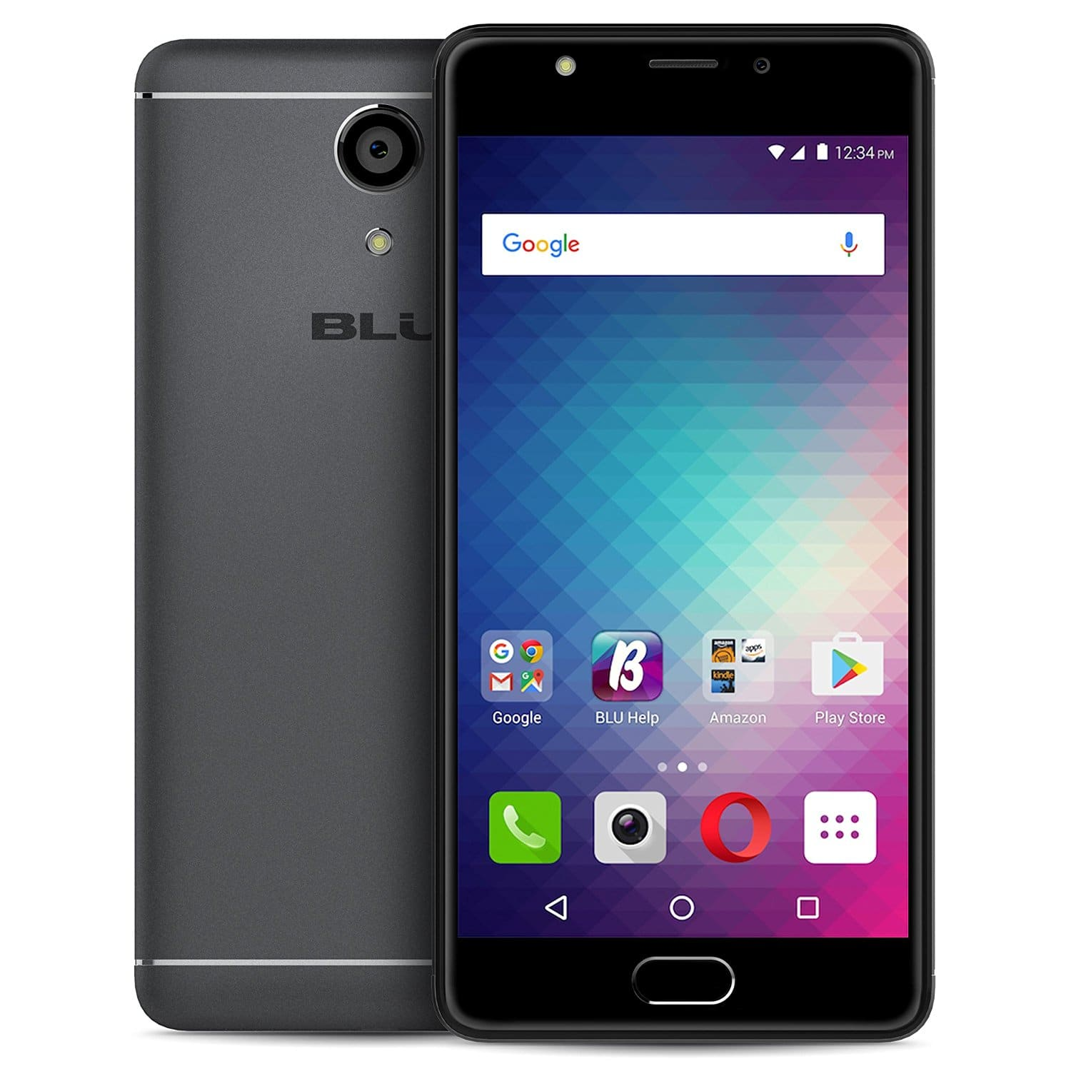 Blu Life One X2, 4GB Ram, 64GB storage, Metal Build, Quick Charge 3.0, 5.2 inch 1080p display $180