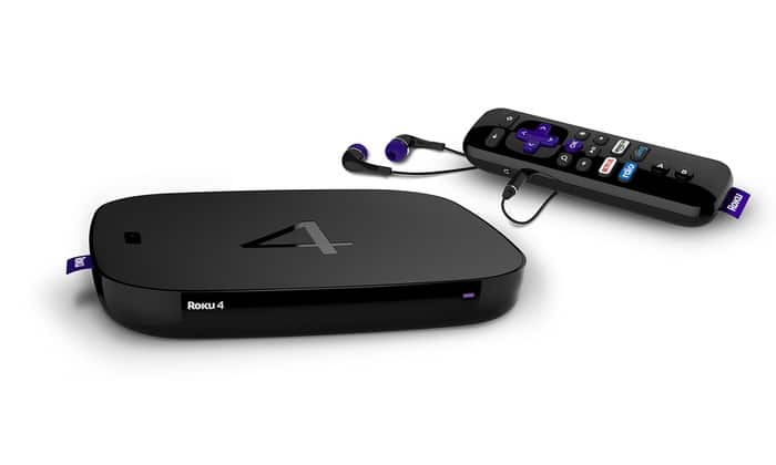 New ROKU 4 $75 plus applicable taxes (New Groupon Customers)