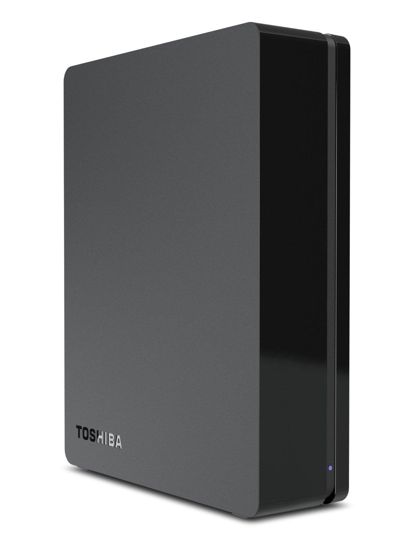 $69.99 Was $119.99 Toshiba - Canvio 3TB External USB 3.0 Hard Drive - Black