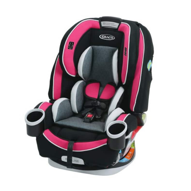 Graco 4ever All-in-One Car Seat (various colors)  $225 + Free Shipping