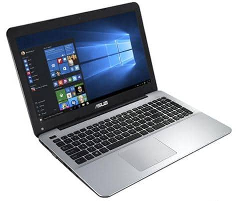 """ASUS Laptop: A10-8700P, 15.6"""" LED Backlit 1080p, 8GB DDR3, Radeon R5, 256GB SSD, Win 10 $375.98 Shipped w/ MasterPass Checkout Newegg.com"""