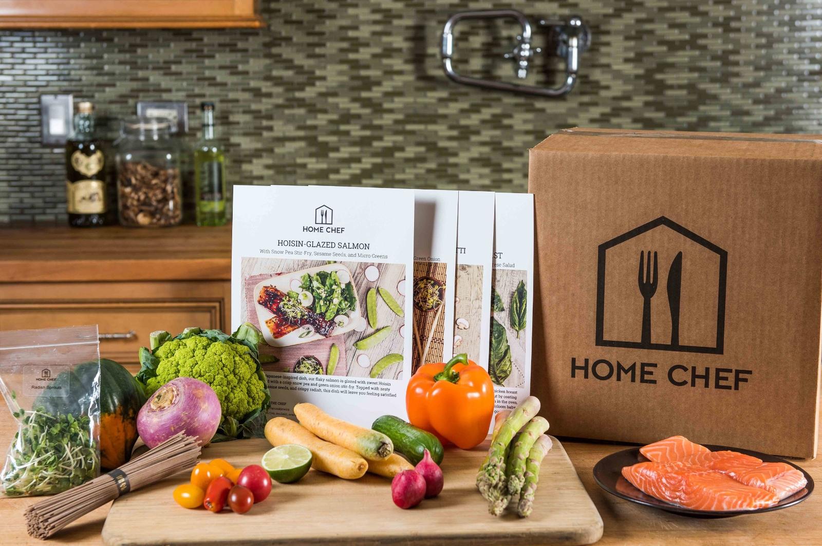 Swagbucks: 2-Standard Home Chef Meal Subscription + 3000 SB  $20