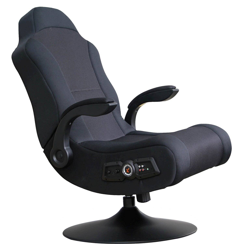 Prime Members: X Rocker Commander 2.1 Audio Gaming Chair  $93 + Free Shipping