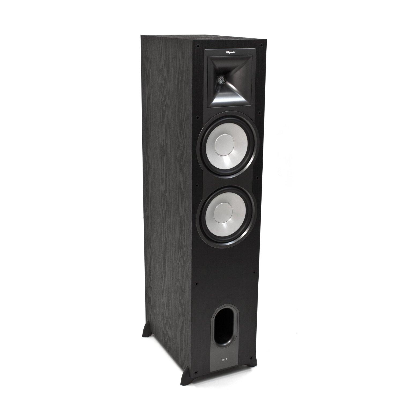 "Klipsch Icon KF-28 Dual 8"" 2-way Floorstanding Speaker for $150 + S&H @ Newegg"