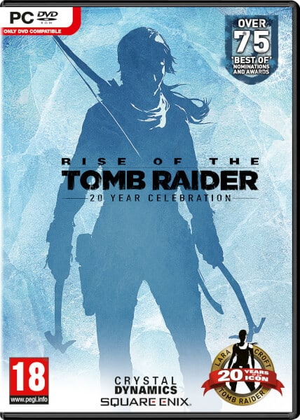 Rise of the Tomb Raider: 20 Year Celebration (PC Digital Download)  $28.50 or Less