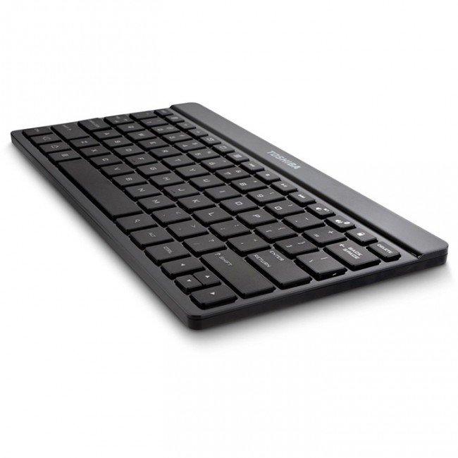 Toshiba 80-Key Bluetooth Wireless Keyboard $7.99 with free shipping