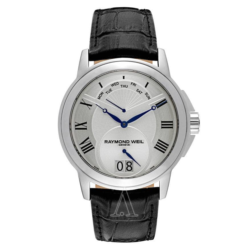 Raymond Weil Men's Tradition Big Date Watch $399 + free shipping