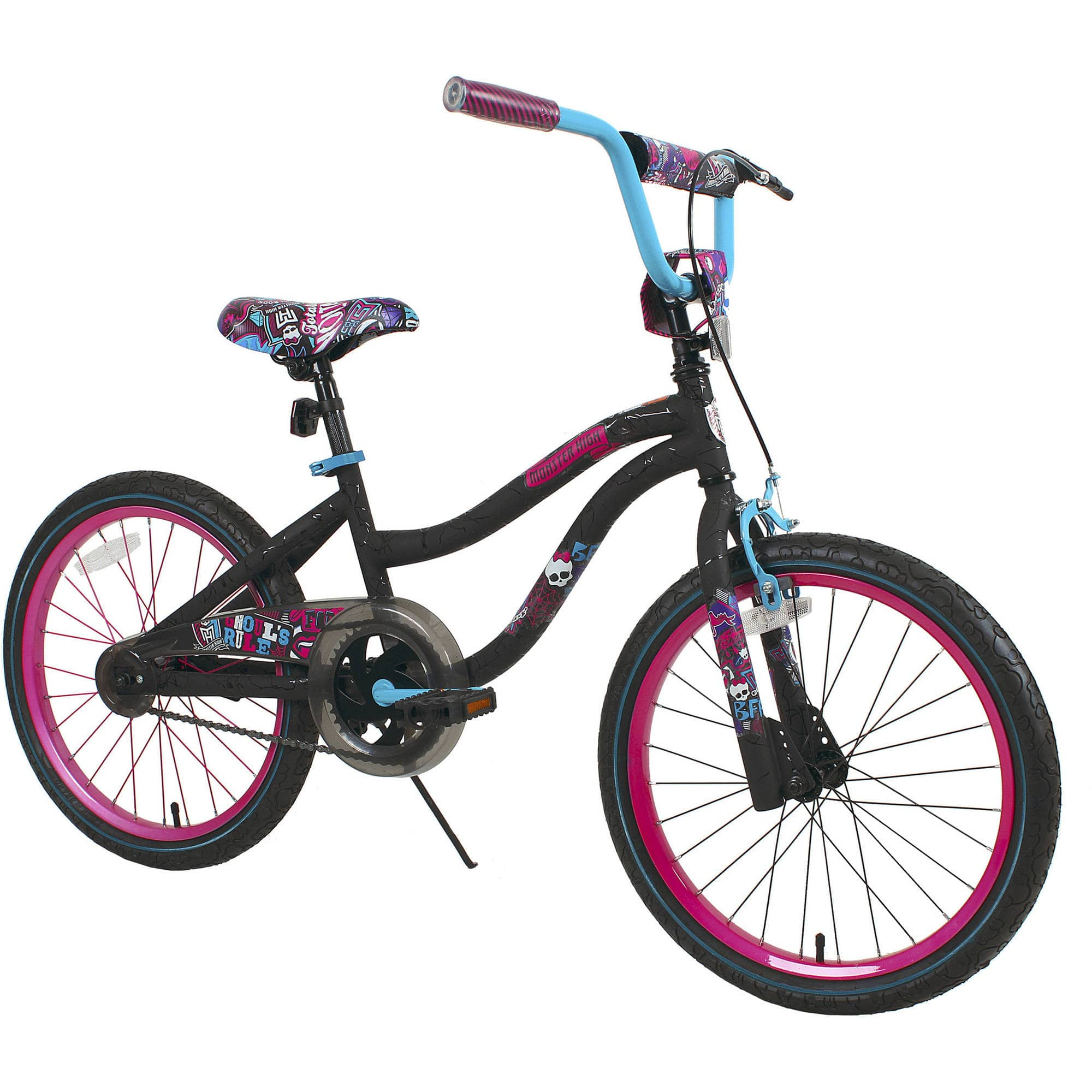 "20"" Monster High Girls' Bike $50 + Free Shipping or Store Pickup!"