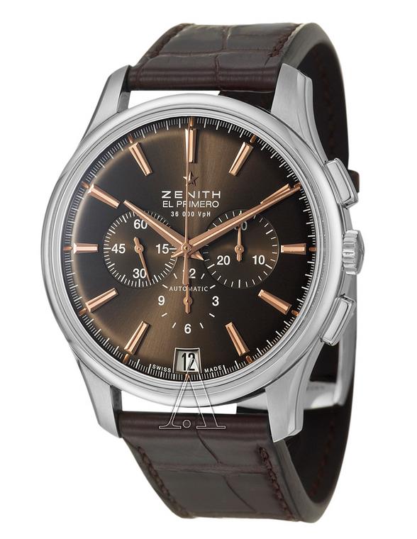 Zenith Men's Captain El Primero Automatic Chronograph Watch $3650 + Free Shipping