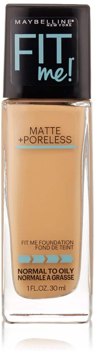 Maybelline New York Fit Me!: Foundation  $3.20 + Free Shipping