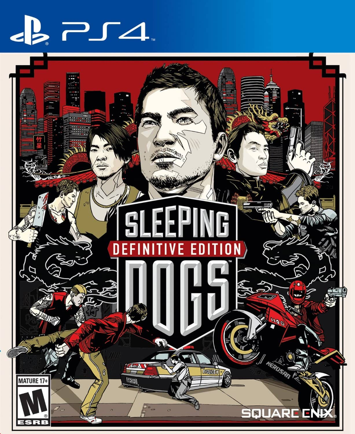 Playstation Store (PSN) Square Enix Sale PS3, PS4 including Sleeping Dogs or Tomb Raider Definitive Editions $7.49ea and more from $1.49