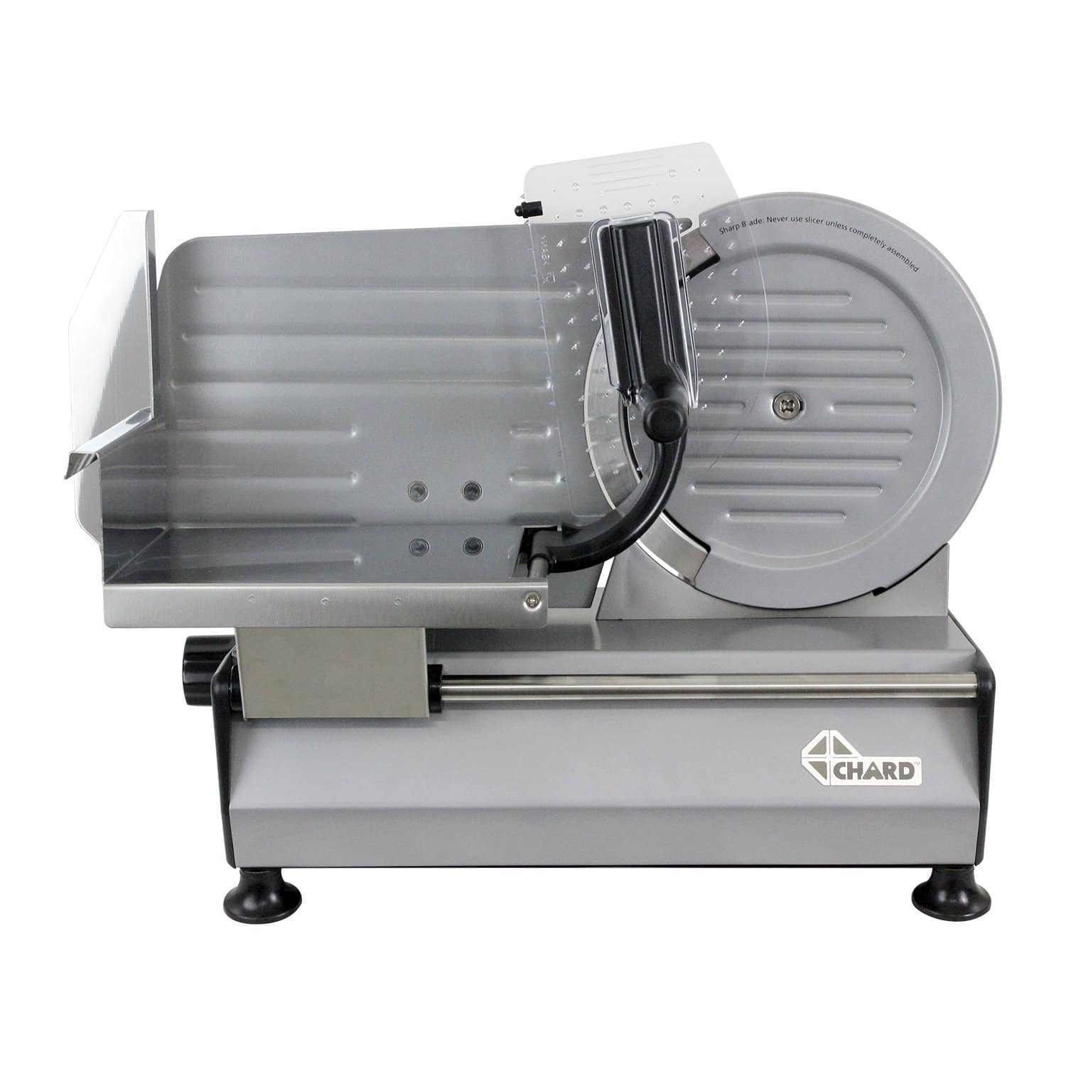 """Amazon: CHARD 8.6"""" Stainless Steel Electric Slicer FS860 - $37"""