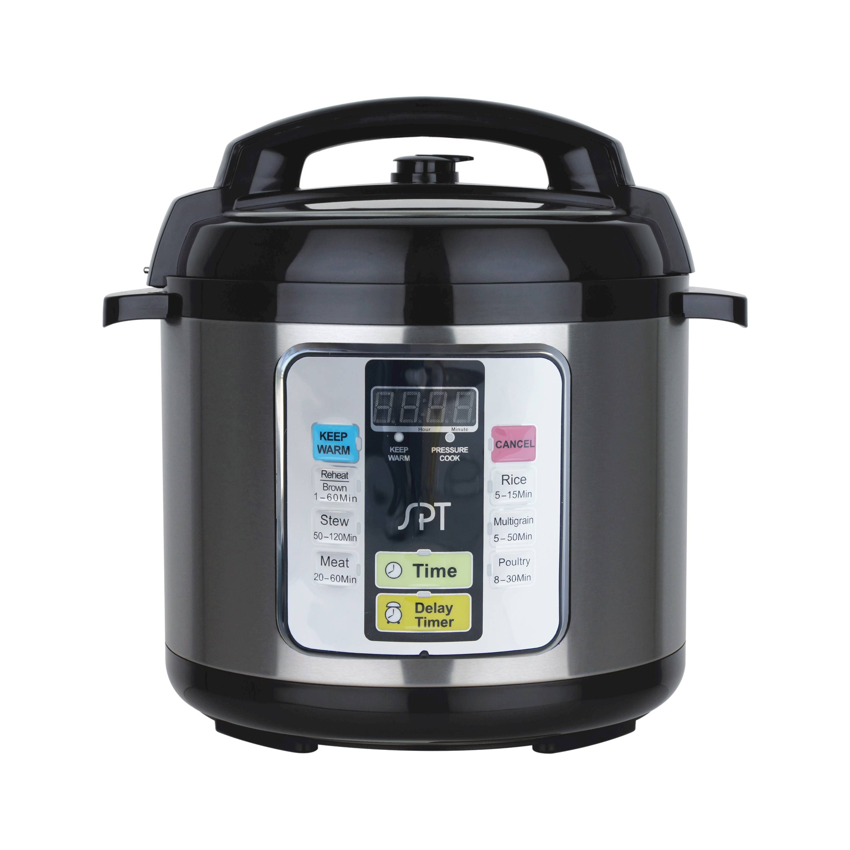 Target Electric Pressure Cooker ~ Quart sunpentown electric pressure cooker slickdeals