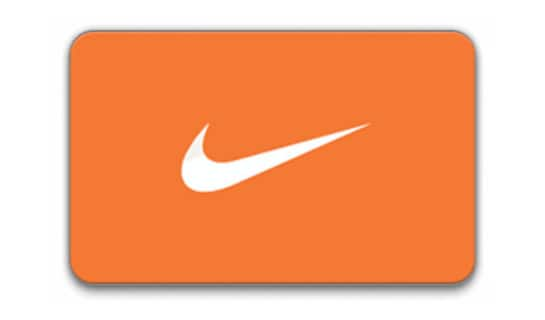 Nike gift certificate