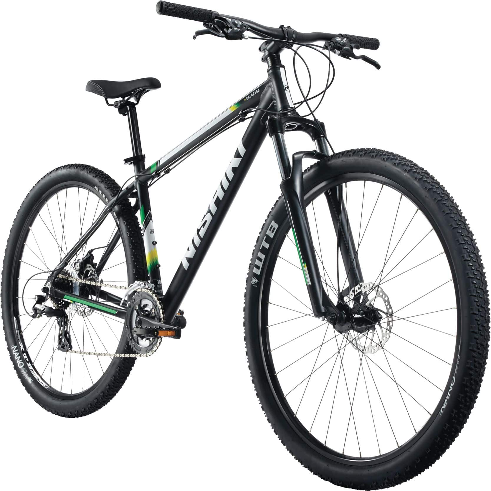 f6a3f5ad3f7 Nishiki Adult Colorado 29'er Mountain Bike (18