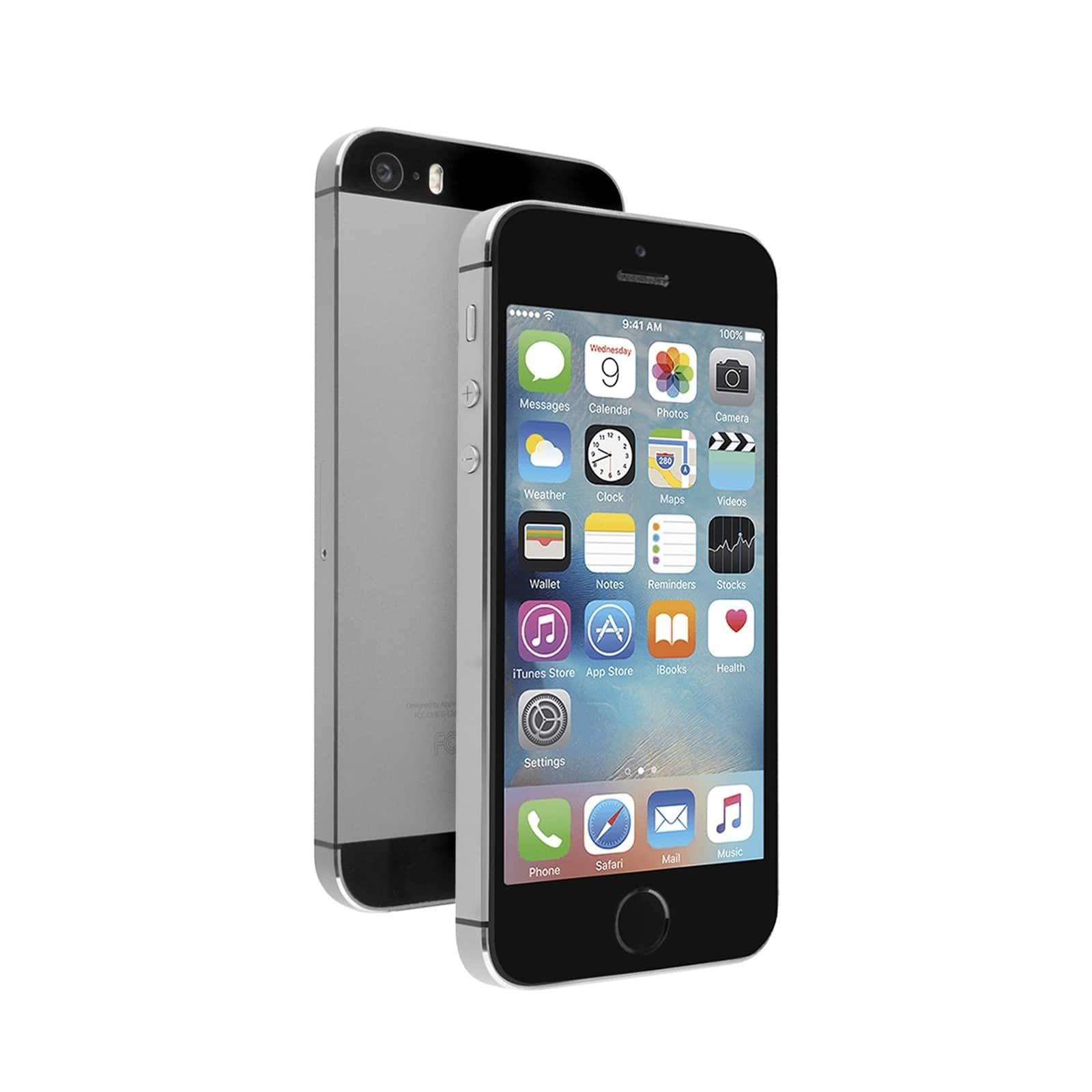 16GB Apple iPhone 5s Unlocked GSM Smartphone (Refurb, various colors) $100 + Free Shipping