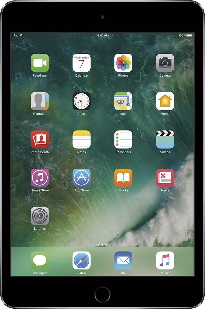 128GB Apple iPad Mini 4 WiFi Tablet (various colors) $280 + Free Shipping