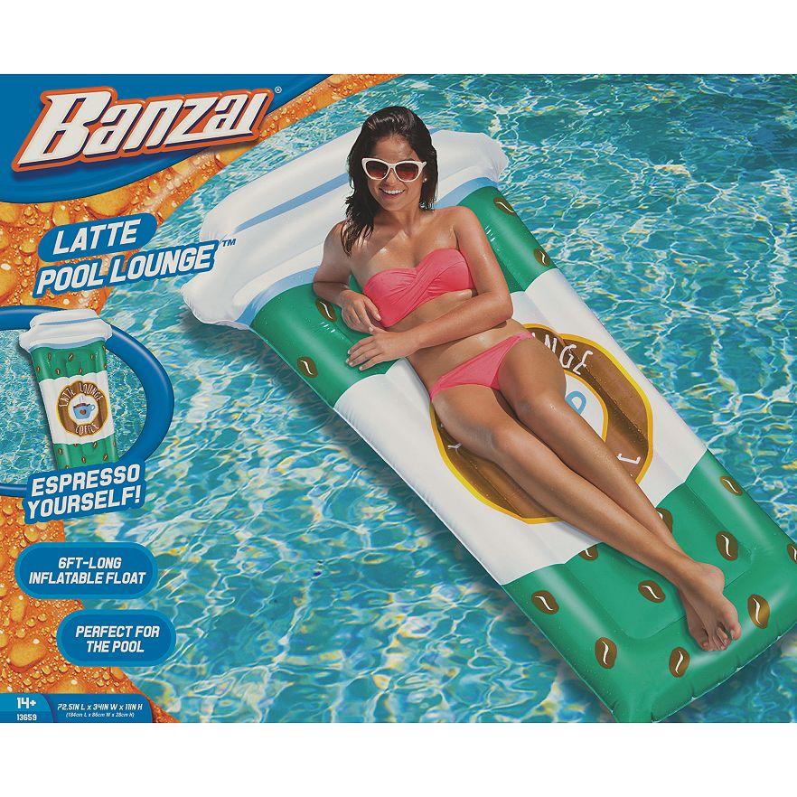 Kohl S Cardholders Banzai Pool Lounge Or Bumper Tag Pool