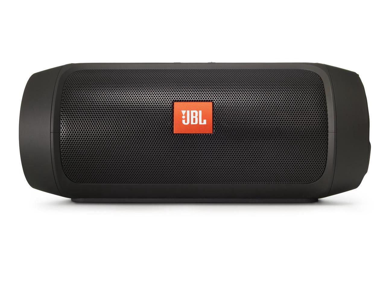 JBL Charge 2+ Portable Bluetooth Splashproof Speaker (Black) + $10 Newegg Gift Card $69.99 + Free Shipping