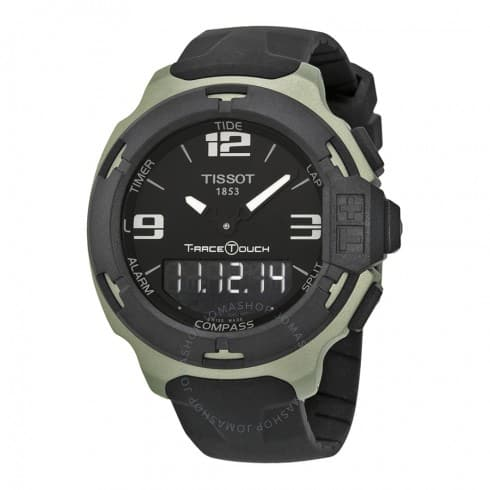 Tissot T-Race Touch Men's Watch (3 Styles) $229.99 + Free Shipping