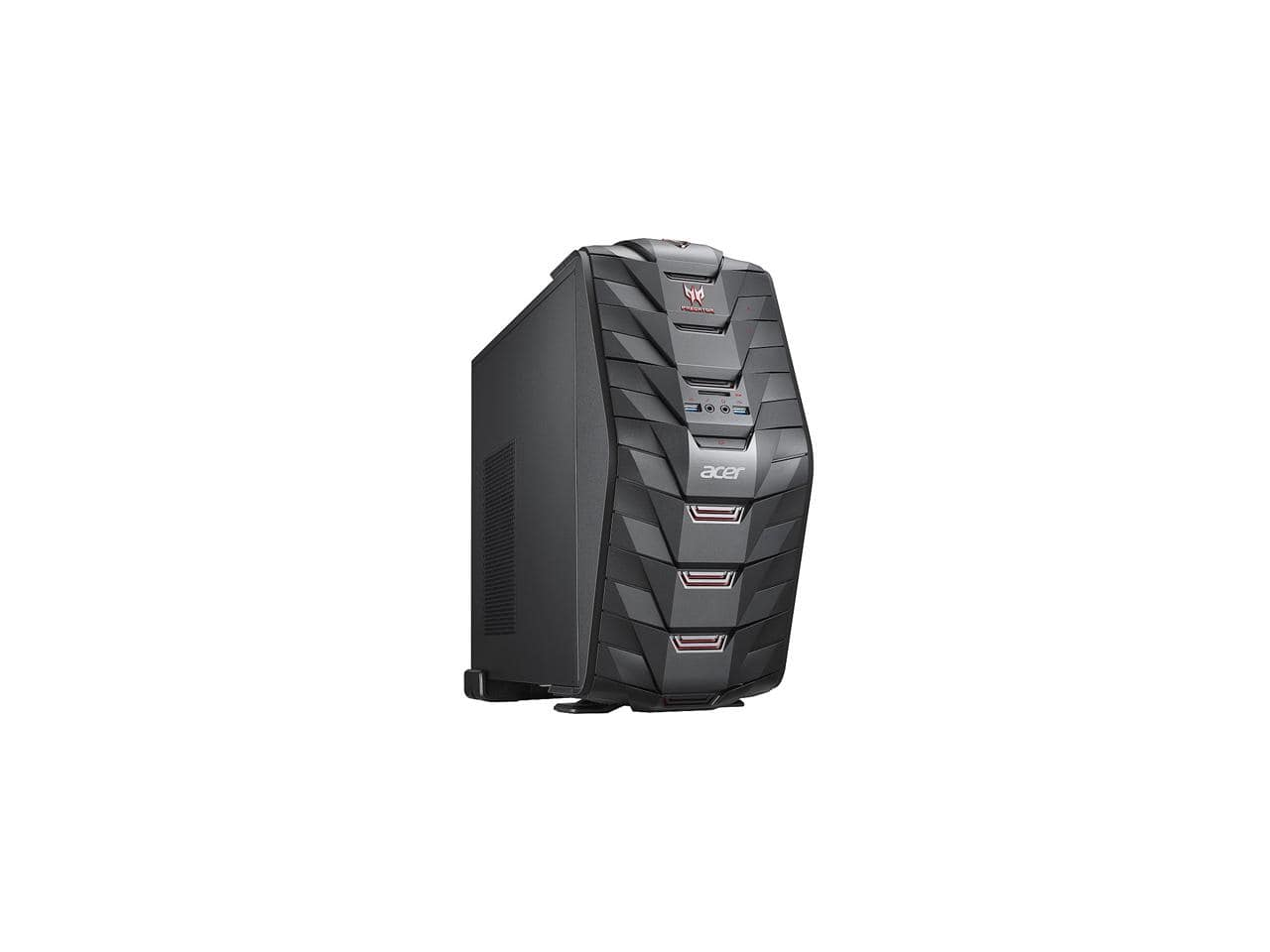 Acer Desktop: i5-6400, 8GB RAM, 128GB SSD + 1TB HDD, GTX 1060 w/ Acer Predator Suitcase V2 $730 + Free Shipping $729.99