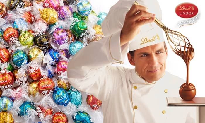 $30 Voucher for Chocolate at Lindt Chocolate Shops (In-Store) $15