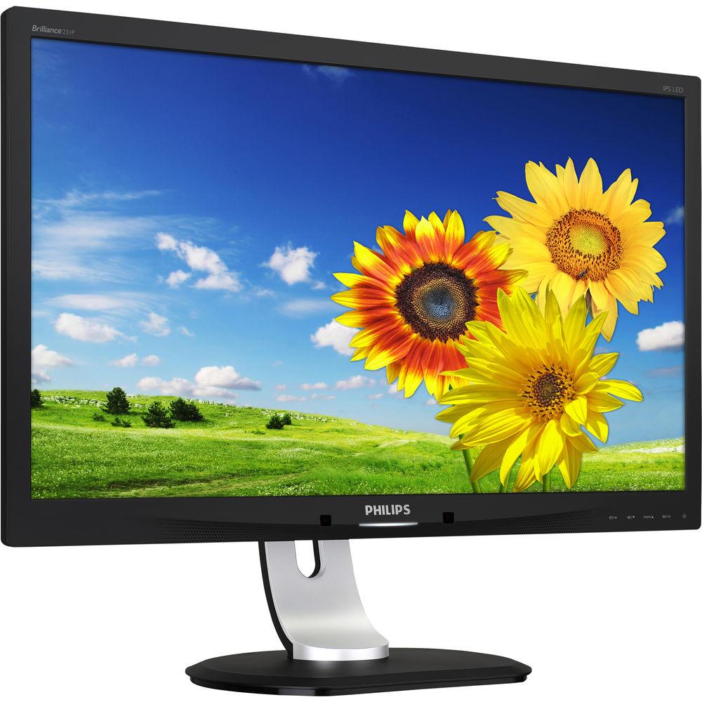 "23"" Philips 231P4QUPEB 1920x1080 IPS Monitor $84.95 + Free Shipping"