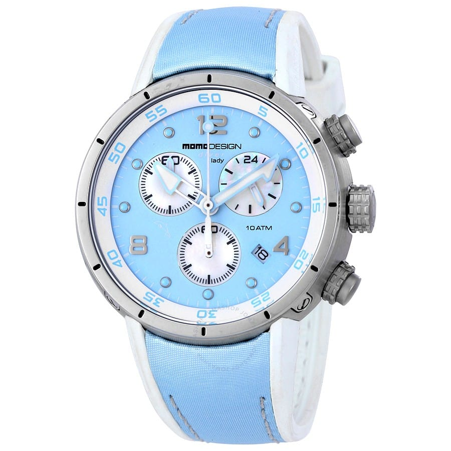Momo Design Women's Diver Pro Chronograph Watch (various styles) $79.99 + Free Shipping