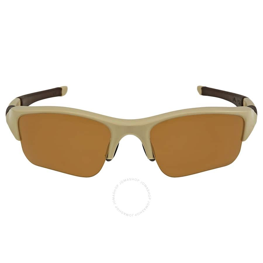 5583ff2b704 Oakley Flak Jacket XLJ Polarized Sunglasses (Bronze Lenses ...