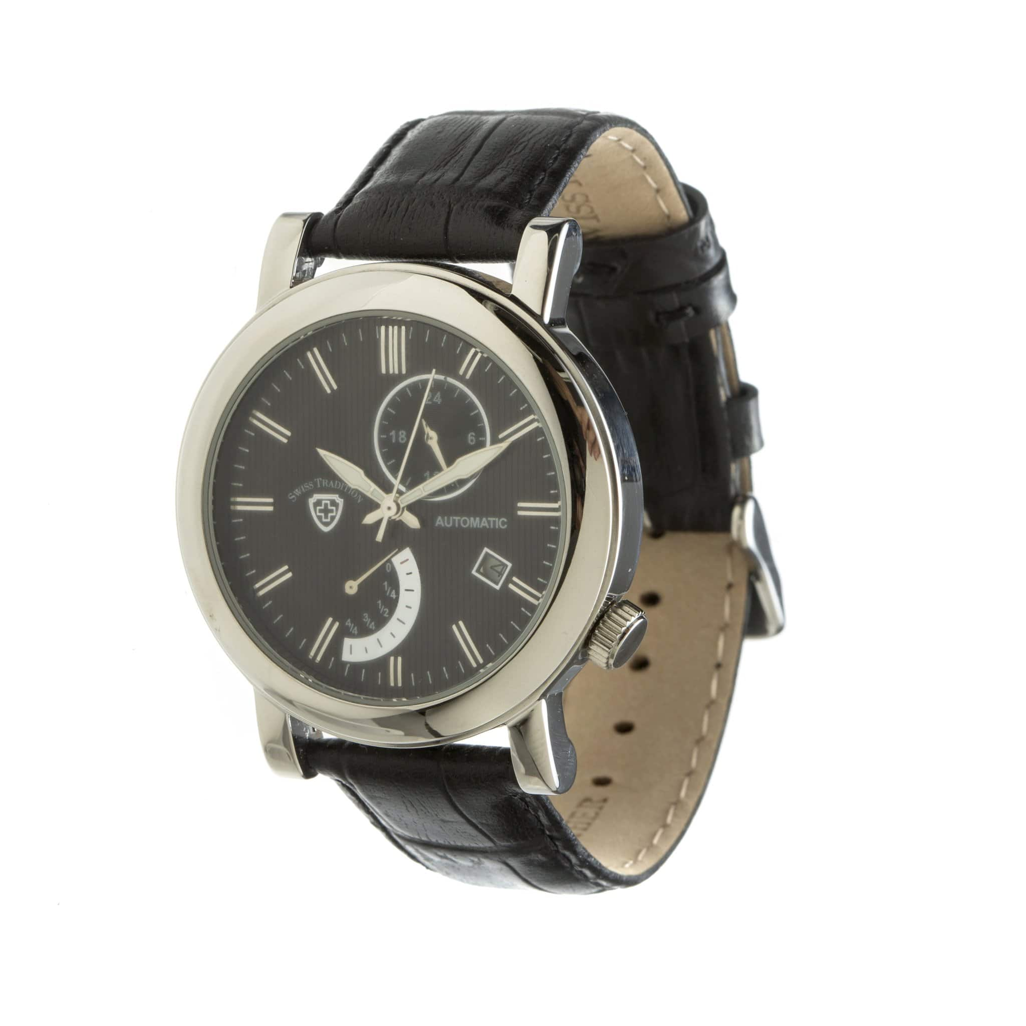 Swiss Tradition Men's & Women's Watches (various styles) $15 Each + Free Shipping