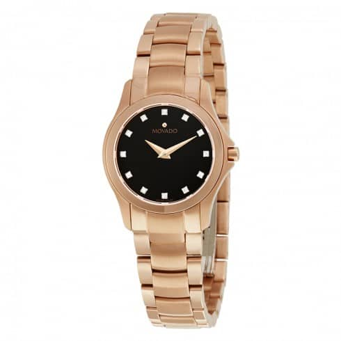 Movado Women's Masion Diamond Watch $395 + Free Shipping