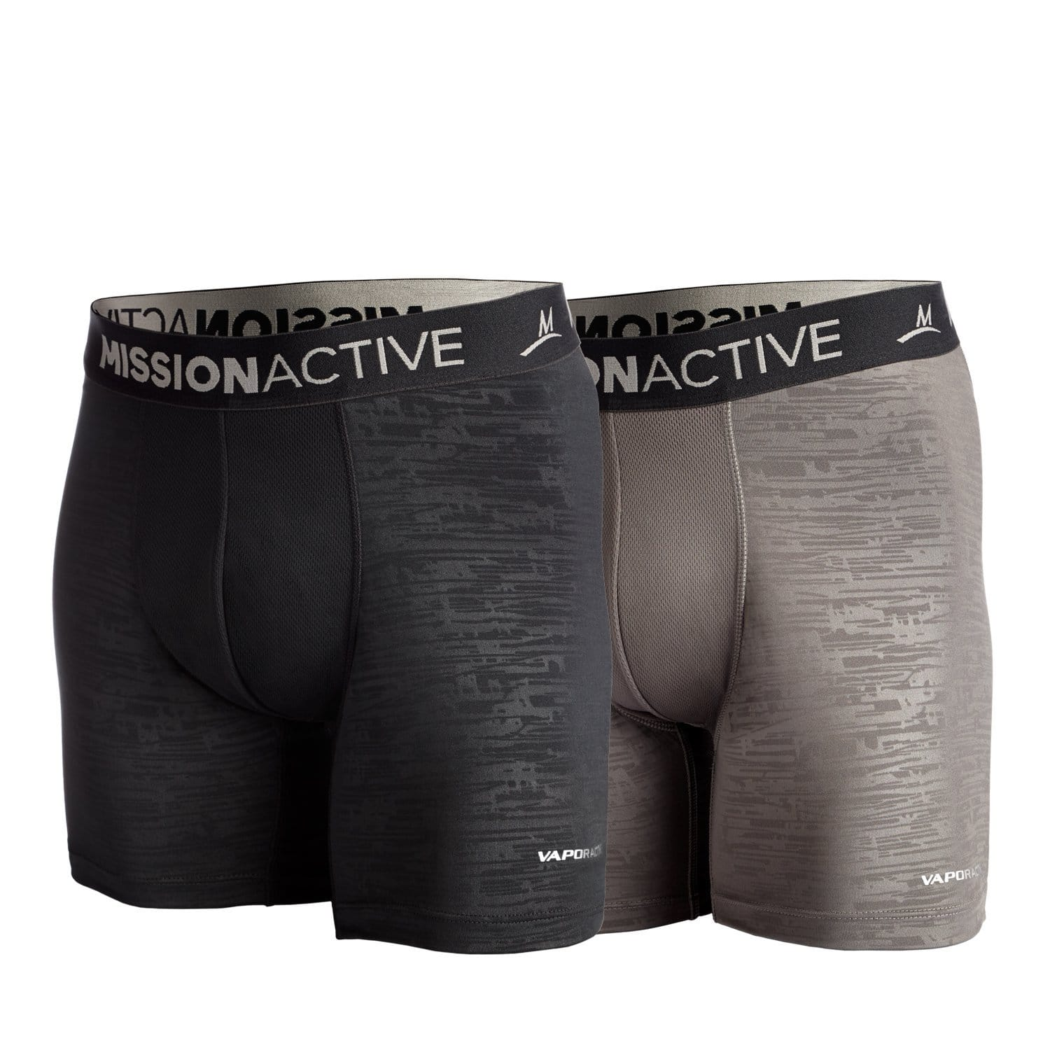 Add-on Item: 2-Pack Mission Men's Boxer Briefs (Various Colors/Sizes) from $5.28 + Free S&H on $25+