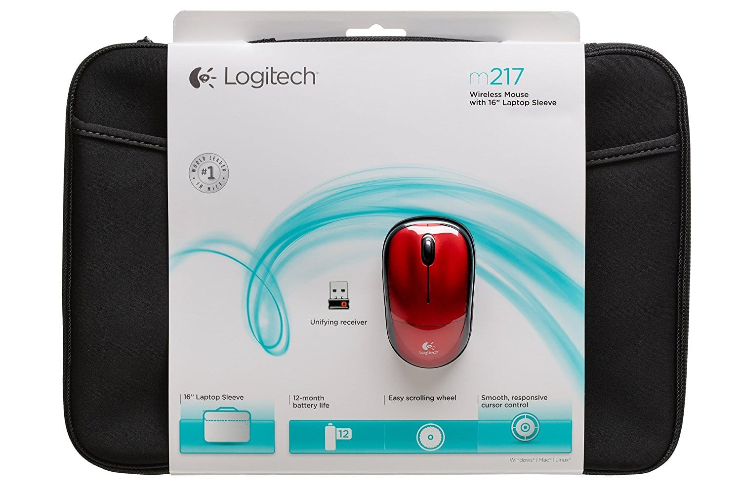 Fry's Email Exclusive: Logitech M217 Mouse + 16