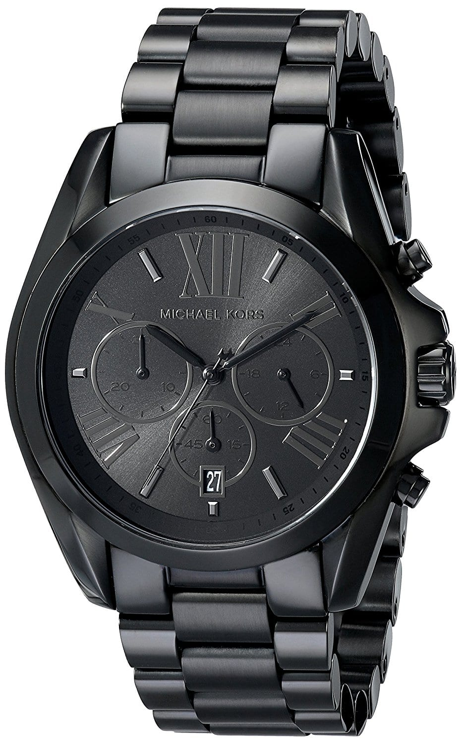 Michael Kors Men's Bradshaw Chronograph Watch w/ Stainless Steel Bracelet $100 + Free Shipping