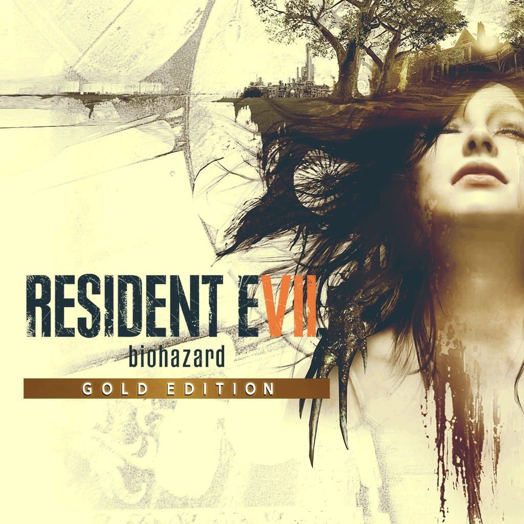 Resident Evil 7 Biohazard Gold Edition Ps4 Digital Code Deal Image