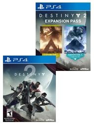 6a75345ebc2 Destiny 2 + Expansion Pass (PS4 or Xbox One) - Slickdeals.net