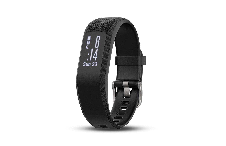 Garmin Vivosmart 3 Activity Tracker w/ Heart Rate Monitor (Various Sizes/Colors) $72.50 + Free Shipping