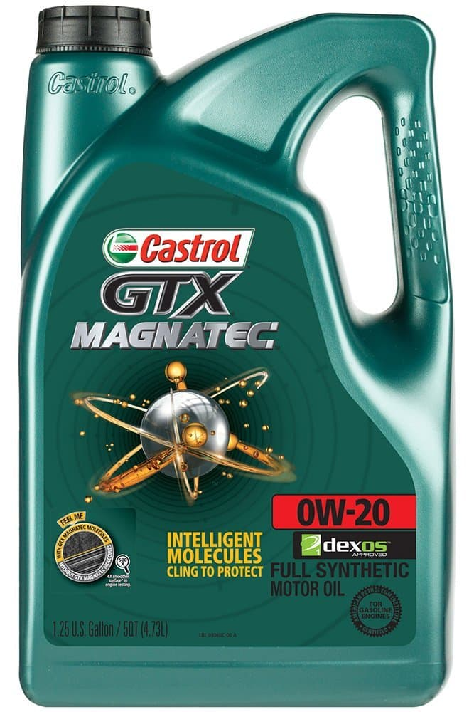 Prime members 5 qt castrol gtx magnatec synthetic oil 0w for Castrol synthetic motor oil
