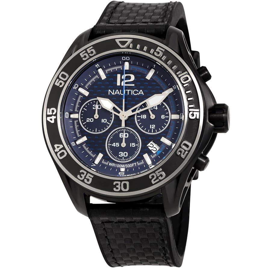 Nautica Men's NMX 1600 Chronograph Watch (2 Styles) $70 + Free Shipping