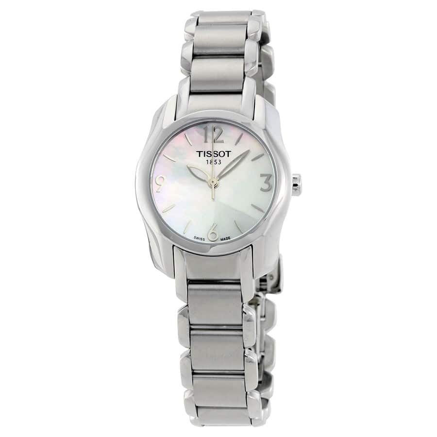 Tissot Women's T-Wave Mother of Pearl Watch $150 + Free Shipping $149.99