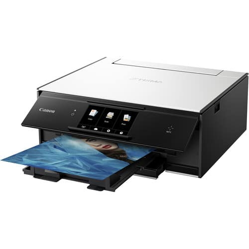 Canon PIXMA TS9020 Wireless All-In-One Inkjet Color Printer $40.35 + Free S&H (Android Mobile Device w/ Chrome Required)