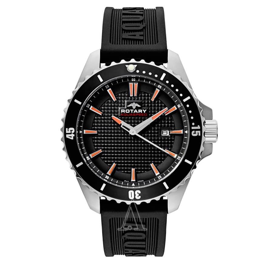 Rotary Men's Aquaspeed Watch $79 + Free Shipping