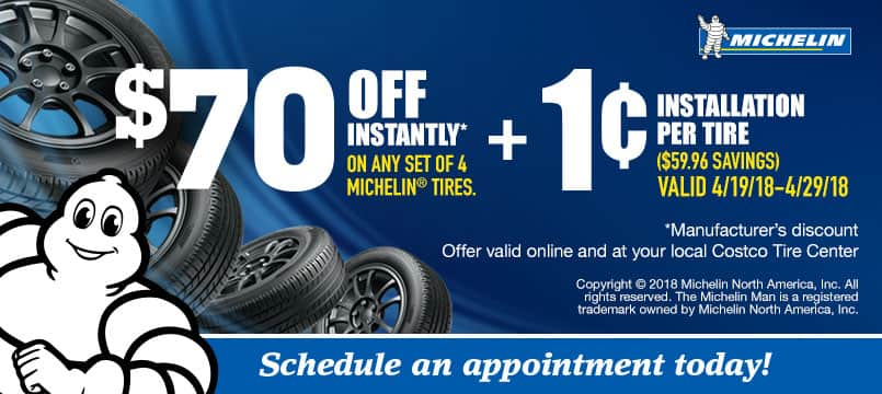 costco tires coupons