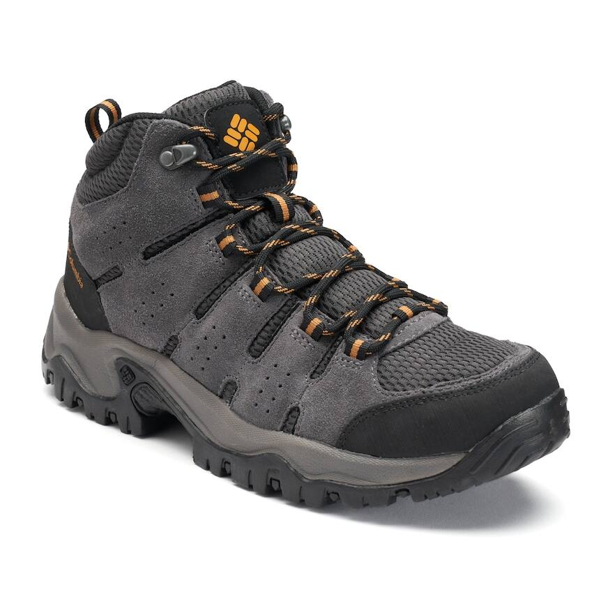 7cd22e732bb Columbia Men's Lakeview Mid Hiking Boots - Slickdeals.net