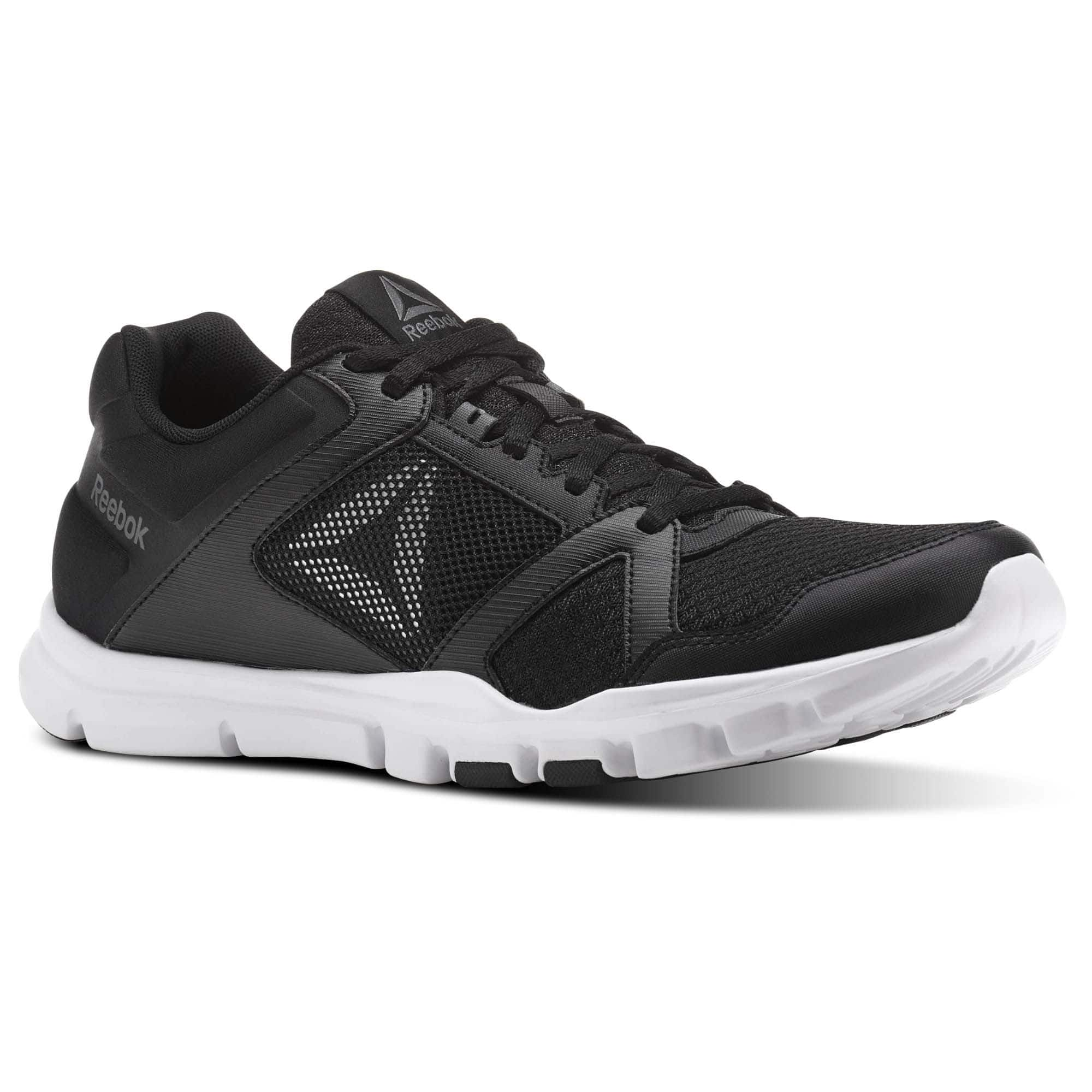 748fc5ad98c137 Reebok Men s Trainfusion Nine 3.0 Shoes (Black White Pewter ...