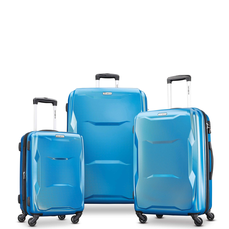 49d87273b8 3-Piece Samsonite Pivot Luggage Set (various colors) - Slickdeals.net
