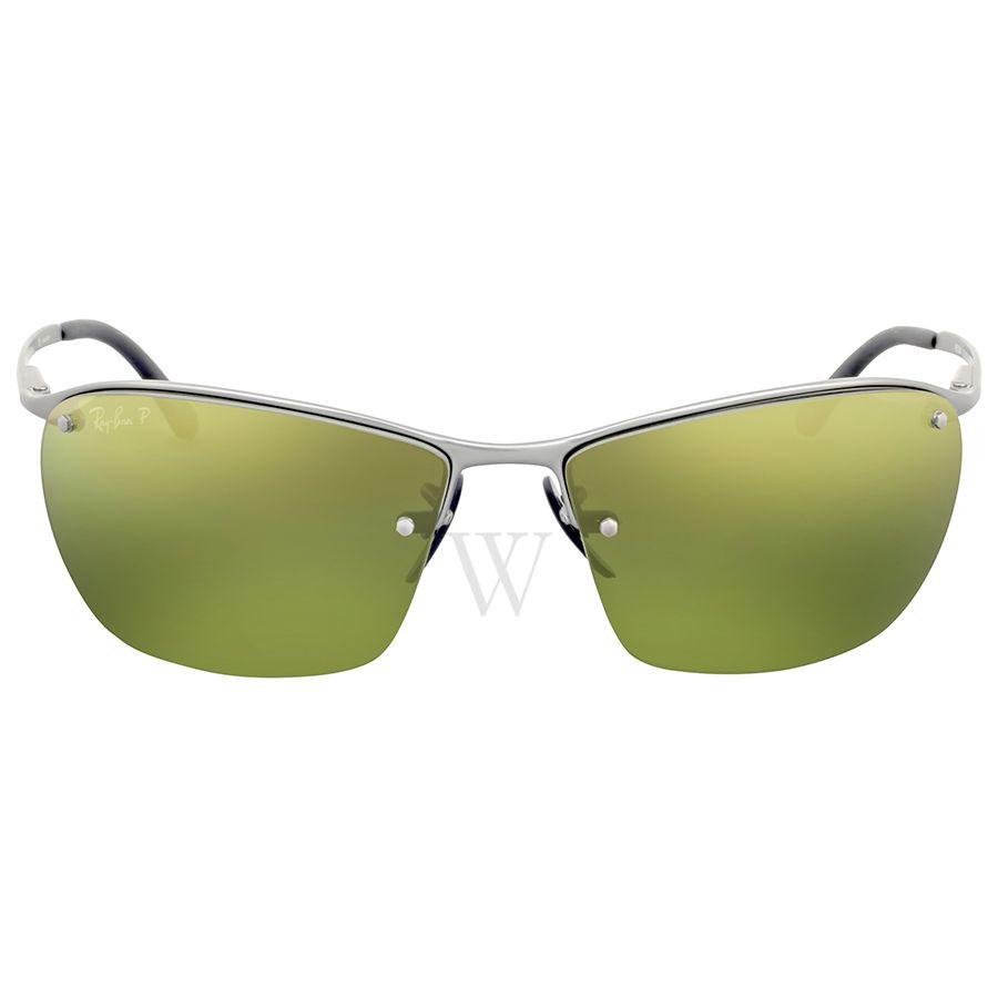 6eff4723a597 Ray-Ban Chromance Polarized Sunglasses w  Green Mirror Lenses  70 + Free  Shipping