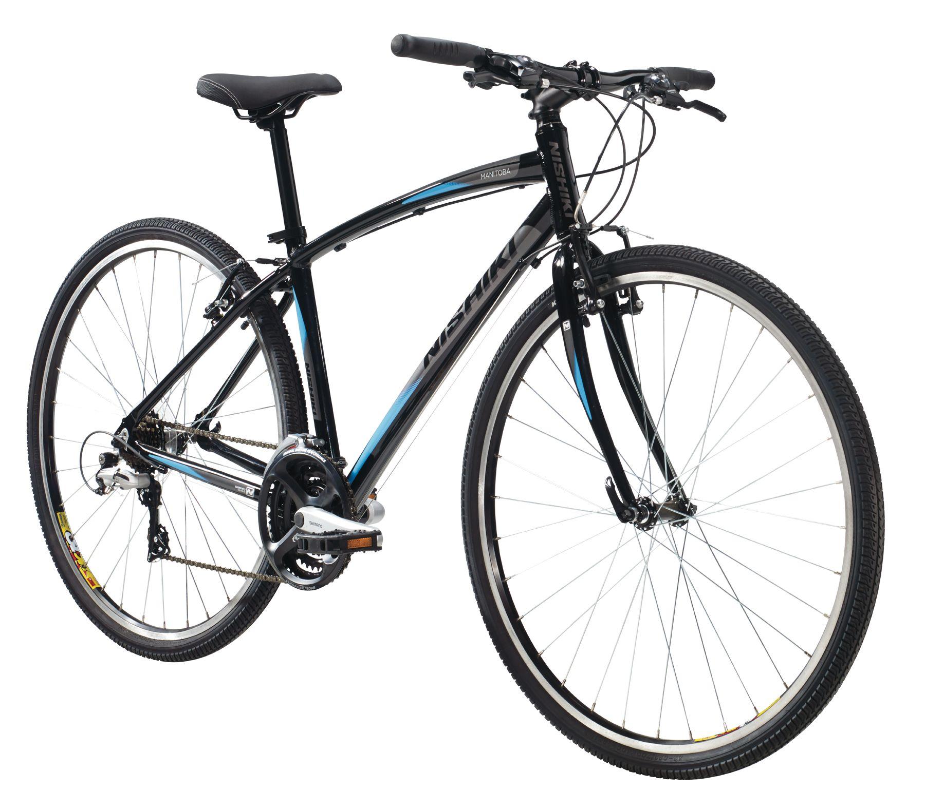 5ba9dd9aecc Nishiki Men's or Women's Manitoba Hybrid Bike (various sizes ...