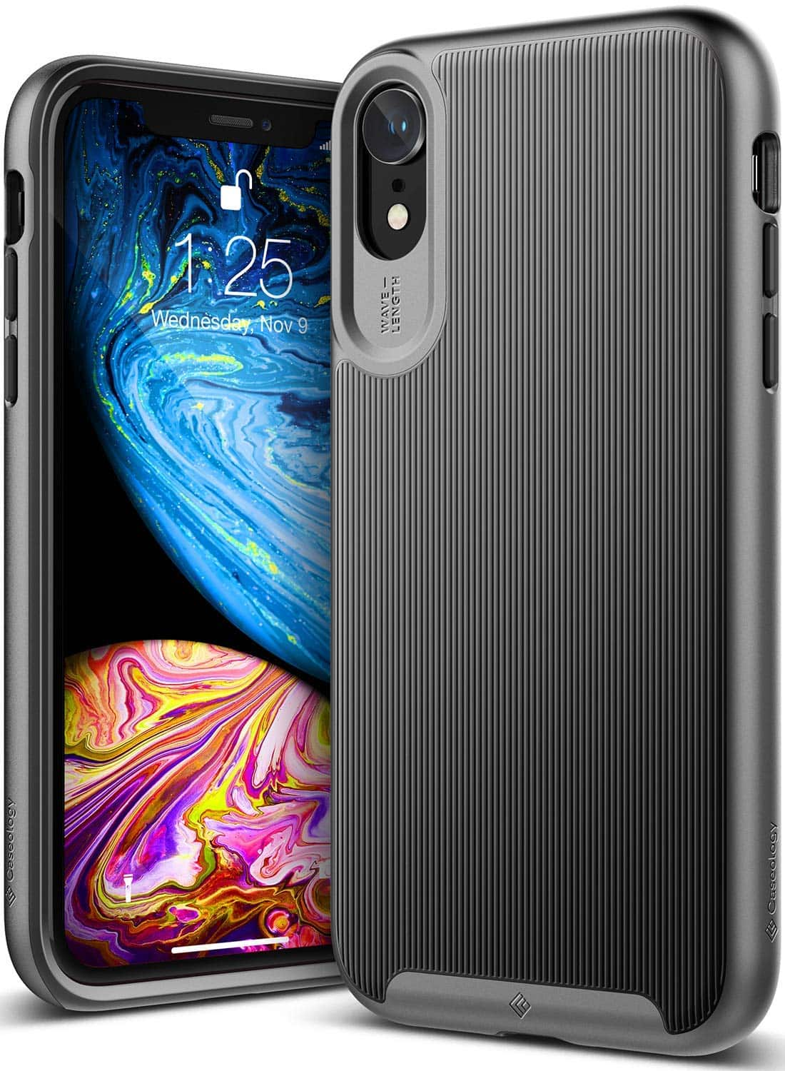 Caseology Wavelength Series Case For Iphone Xr Various Colors